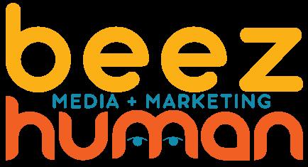 beez human logo designed by tan nguyen hyphenate llc
