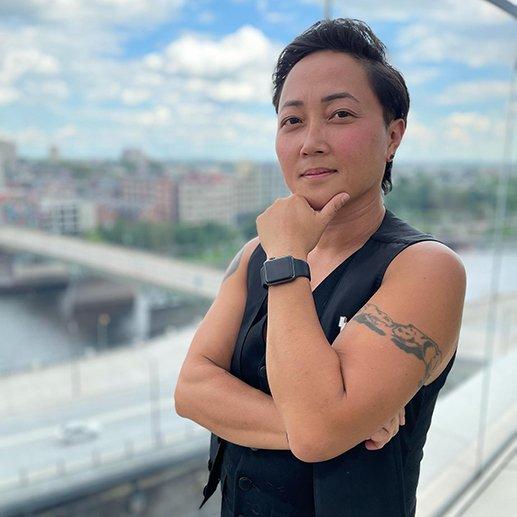Tan Nguyen, Creative Director, Hyphenate LLC